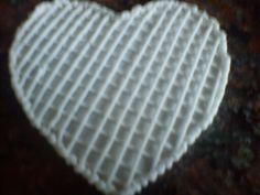 Corazón de glasé