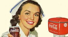 old #advertising of #CocaCola
