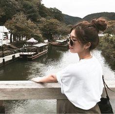#ulzzang #ulzzanggirl Instagram: @babychille