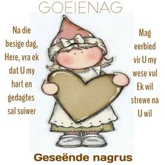 Goeie Nag, Special Quotes, Sleep Tight, Afrikaans, Birthday Wishes, Good Night, Qoutes, Amen, Lilac
