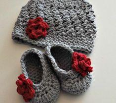 Babyschuhe Häkeln Kostenlose Anleitung Baby Childrens Crochet