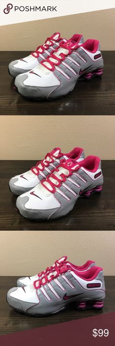 check out 89d33 464f9 Nike Shox NZ GS Running Shoes Brand New without Box 6.5Y (Women s size 8