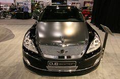 Hyundai Equus Modified