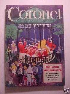 CORONET June 1947 MA