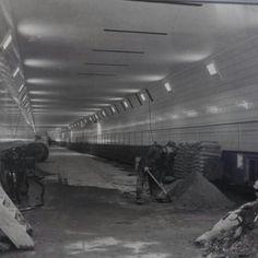 #Maastunel #Rotterdam Toe moet die nog gemaakt worden