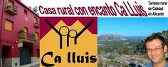 Instalaciones casa rural en Alicante turismo rural d Calidad | Ca LLuis | Casa Rural en Alicante | Vacaciones Costa Blanca