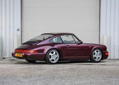 Thousands of classic cars for sale: buy, sell and browse classic car adverts from the world's best-selling classic car magazine. Porsche 911 964, Classic Sports Cars, Best Classic Cars, Carrera, Classic Car Magazine, Vintage Porsche, Turbo S, Four Wheel Drive, Car Cleaning