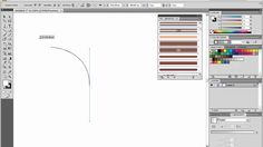 Adobe Illustrator Tutorial - Changing Custom Brush Colors
