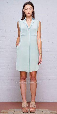 Stuart Shirt Dress by Greylin #edressme