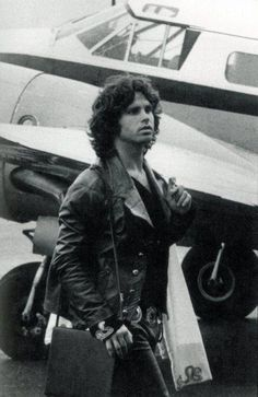 Jim Morrison- Probably the most gorgeous man to ever walk the face of the planet.