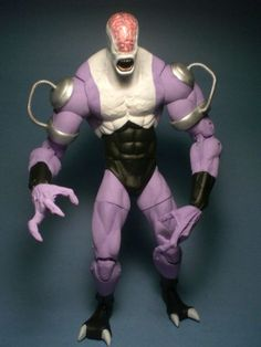 Validus of the Fatal Five (DC Universe) Custom Action Figure