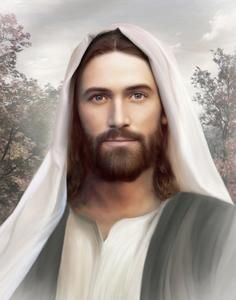 Jesus Christ is the literal Son of God and the Savior of the world. Jesus Christ is assisted by earthly Apostles now as He was during His ministry. Image Du Christ, Image Jesus, Pictures Of Jesus Christ, Religious Pictures, Arte Lds, Jesus Christus, Lds Art, Jesus Painting, Jesus Face