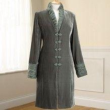 Russian Velvet Coat