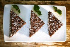 Šťavnaté čokoládovo-kokosové rezy | Recepty.sk Animal Print Rug, Punk, Ethnic Recipes, Decor, Life, Recipes, Decoration, Decorating, Punk Rock