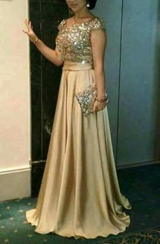 Fashion Sewing, Fashion Wear, Fashion Outfits, Glam Dresses, Lovely Dresses, Designer Gowns, Indian Designer Wear, Indian Long Gowns, Engagement Dresses