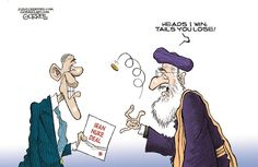Obama's Iran Deal. yes, Bozo Obama is that stupid