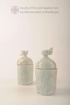 Buu.Ceramics MANEEWAN CHAIYO01  มณีวรรณ ไชโย