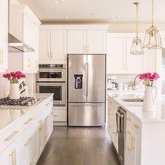 Our Small Condo Remodel Reveal Small Condo Kitchen, Condo Kitchen Remodel, Kitchen Upgrades, Kitchen Ideas, Home Repairs, Kitchen Cabinet Design, Beautiful Kitchens, Home Remodeling, House Design
