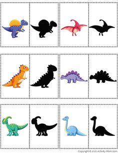 Dinosaur Theme Preschool, Dinosaur Activities, Dinosaur Crafts, Preschool Printables, Preschool Activities, Dear Zoo Activities, Dinosaurs For Toddlers, August Themes, Busy Book