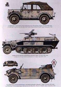 Afrika Korp vehicles                                                                                                                                                                                 Más