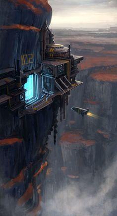 Image result for scifi art