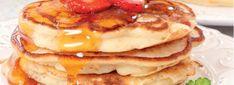 Banánové lievance   Svet zdravia Pancakes, Breakfast, Food, Morning Coffee, Essen, Pancake, Meals, Yemek, Eten