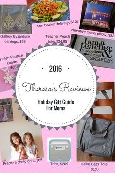 2016 Theresa's Reviews Holiday Gift Guide