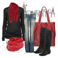 Cute Razorback attire!