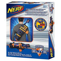 Buy Nerf N-Strike Elite Blaster Sleeve Travel Case Online at johnlewis.com