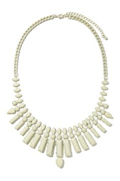 Blank Out Necklace | Shop Accessories at Nasty Gal