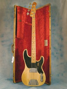 Fender precision bass 1954