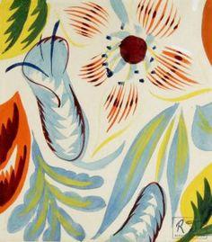 Raoul Dufy fabric