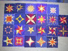 Patchwork- und Quiltforum - - Nähnadels Sterne