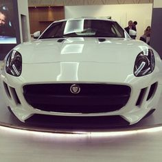 #Jaguar #FType #FeriaDelAutomovil por: roarueda