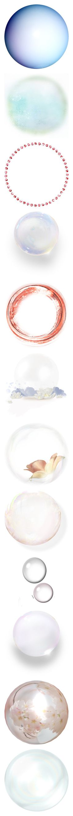 """""""Circles 1"""" by timianam ❤ liked on Polyvore featuring circle, round, borders, circular, picture frame, backgrounds, circles, blue, filler and frames"""