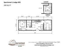 Aspen Cascade Floor Plan See More 4 1 Sarah Ann Cox Small Houses