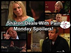 The Young and the Restless Spoilers: Sharon Blasts Nikki For Dylan's Fate – Gloria and Jack Get Plastered
