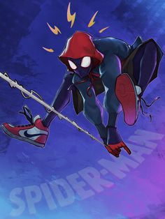 Ethereal Learn To Draw Comics Ideas. Fantastic Learn To Draw Comics Ideas. Miles Spiderman, Spiderman Poses, Miles Morales Spiderman, Black Spiderman, Spiderman Spider, Amazing Spiderman, Marvel Art, Marvel Heroes, Ms Marvel