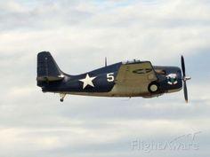 Grumman G-36 Wildcat (N5HP)