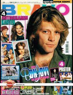 Bravo - 29/94, 14.07.1994 - Jon Bon Jovi - Kelly Family -