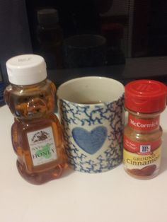 Try the honey & cinnamon cleanse/weight loss trick