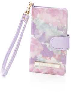 CECIL McBEE ウォーターフラワーiPhoneケース / Water Flower Print iPhone Case on ShopStyle