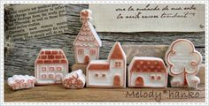 These houses and other stuff would make nice stamps; Handmade Birthday Gifts, Handmade Christmas Gifts, Handmade Gifts, Eraser Stamp, Stamp Carving, Handmade Stamps, Stamp Printing, Love Stamps, Creative Thinking