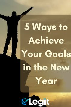 The New Year is the time for setting goals. Unfortunately, by some estimates almost 80% of New Year's resolutions fail. If you're a glass-half-full kind of person, though, that does mean that one-fifth of people actually do improve themselves every year through effective goal setting. What sets them apart? And how can you ensure that you'll be one of them? That's what we'll be looking at with these 5 ways to achieve your goals. Achieve Your Goals, Setting Goals, Resolutions, 5 Ways, Fails, How To Apply, Motivation, News, Glass