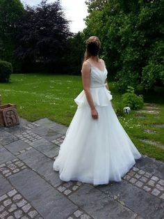♥ Michelle Roth-Design Brautkleid aus NYC von Kleinfeld Bridals ♥  Ansehen: http://www.brautboerse.de/brautkleid-verkaufen/michelle-roth-design-brautkleid-aus-nyc-von-kleinfeld-bridals/   #Brautkleider #Hochzeit #Wedding