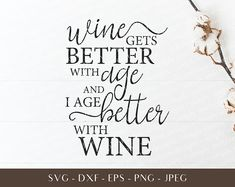 wine aesthetic,wine décor,wine night,wine sayings,wine quotes Wedding Art, Wedding Humor, Wine Quotes, Wine Sayings, How To Make Stencils, Funny Tattoos, Travel Design, Education Quotes, Get Well