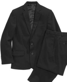 Calvin Klein Little Boys' Bi-Stretch Suit Jacket | macys.com