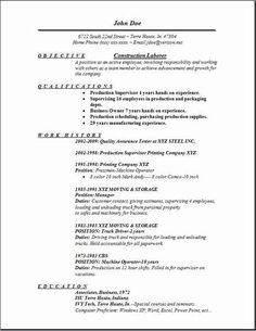 Welder Resume Welder Resume3  Places To Visit  Pinterest