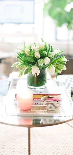 Bachelorette Luxe Pad ~  Peach Hues ● Decor- #LadyLuxuryDesigns