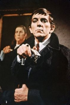 "Jonathan Frid, who played reluctant vampire Barnabas Collins on the 1966-71 ABC soap opera ""Dark Shadows,"" has died. He was 87"